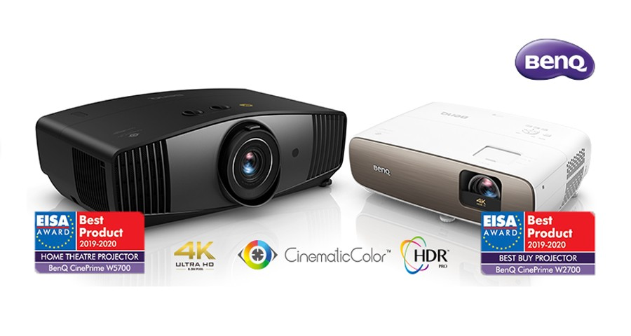 May chieu 4k home cinema BenQ