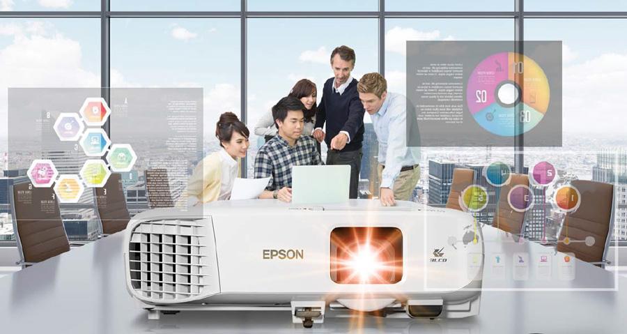 MÁY CHIẾU EPSON EB-W39